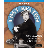 Lost Keaton - Sixteen Comedy Shorts (BLU-RAY)