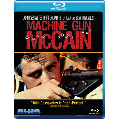 Machine Gun McCain (BLU-RAY)