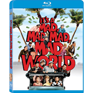 It's A Mad Mad Mad Mad World (BLU-RAY)
