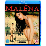 Malena (UK-import) (BLU-RAY)
