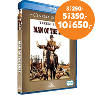 Produktbilde for Man Of The East (BLU-RAY)