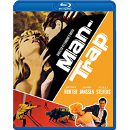 Produktbilde for Man-Trap (BLU-RAY)