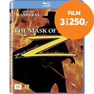 Produktbilde for The Mask Of Zorro (BLU-RAY)