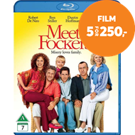 Produktbilde for Meet The Fockers (BLU-RAY)