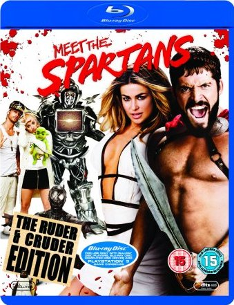 Meet The Spartans (UK-import) (BLU-RAY)