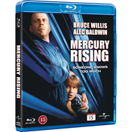 Mercury Rising (BLU-RAY)