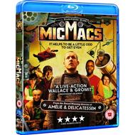 Micmacs (UK-import) (BLU-RAY)