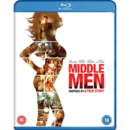 Middle Men (UK-import) (BLU-RAY)