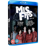 Misfits - Sesong 1 (UK-import) (BLU-RAY)