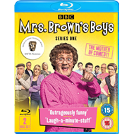 Mrs. Brown's Boys – Sesong 1 (UK-import) (BLU-RAY)
