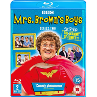 Mrs. Brown's Boys - Sesong 2 (UK-import) (BLU-RAY)