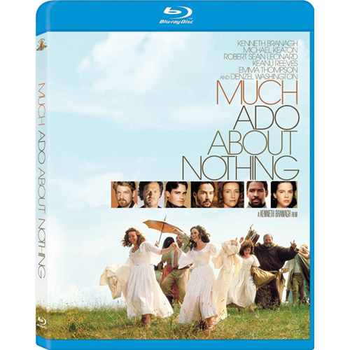 Much Ado About Nothing (BLU-RAY)