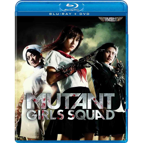 Mutant Girls Squad (BLU-RAY)