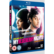 My Blueberry Nights (UK-import) (BLU-RAY)