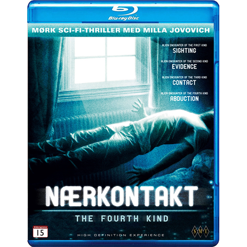 Nærkontakt - The Fourth Kind (BLU-RAY)