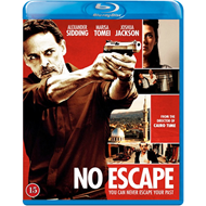 No Escape (BLU-RAY)