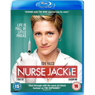 Nurse Jackie - Sesong 1 (UK-import) (BLU-RAY)