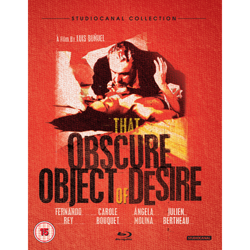 That Obscure Object Of Desire (UK-import) (BLU-RAY)