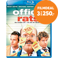 Produktbilde for Office Rats (DK-import) (BLU-RAY)