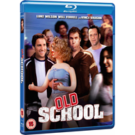 Old School (UK-import) (BLU-RAY)