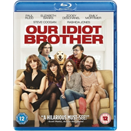 Our Idiot Brother (UK-import) (BLU-RAY)