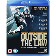 Outside The Law (UK-import) (BLU-RAY)