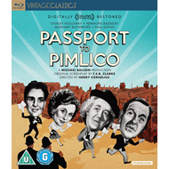 Passport To Pimlico (UK-import) (BLU-RAY)