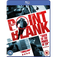 Point Blank (UK-import) (BLU-RAY)