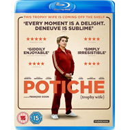 Potiche (UK-import) (BLU-RAY)