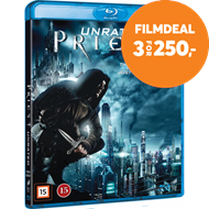 Produktbilde for Priest - Unrated (DK-import) (BLU-RAY)