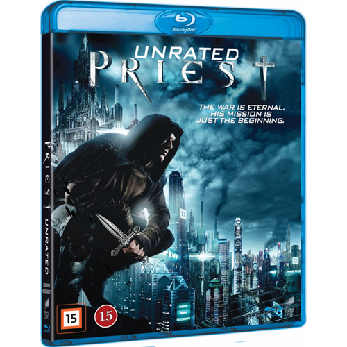 Priest - Unrated (BLU-RAY)