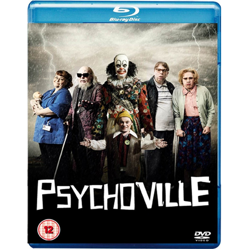 Psychoville - Sesong 1 (UK-import) (BLU-RAY)