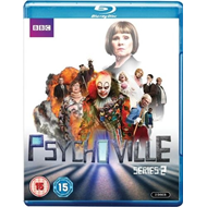 Psychoville - Sesong 2 (UK-import) (BLU-RAY)