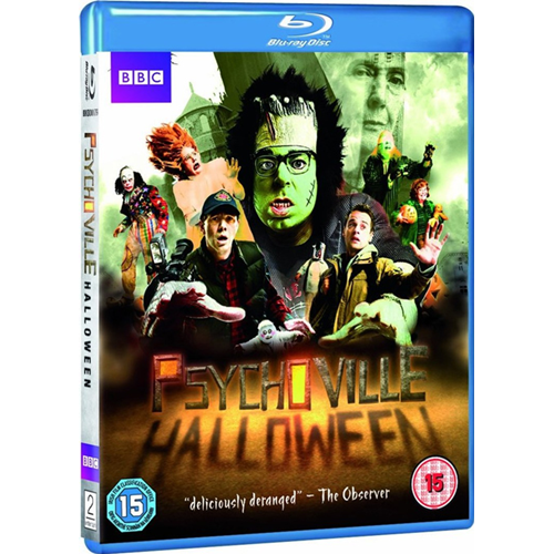 Psychoville - Halloween Special (UK-import) (BLU-RAY)
