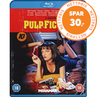 Pulp Fiction (UK-import) (BLU-RAY)