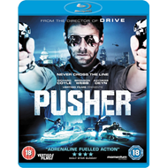Pusher (UK-import) (BLU-RAY)