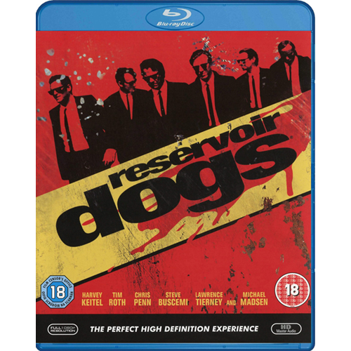 Reservoir Dogs - Special Edition (UK-import) (BLU-RAY)