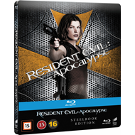 Produktbilde for Resident Evil 2 - Apocalypse: Steelbook Edition (DK-import) (BLU-RAY)