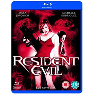 Resident Evil (UK-import) (BLU-RAY)