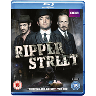 Ripper Street (UK-import) (BLU-RAY)