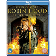Robin Hood - Prince Of Thieves (UK-import) (BLU-RAY)