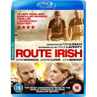 Route Irish (UK-import) (BLU-RAY)
