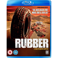 Rubber (UK-import) (BLU-RAY)