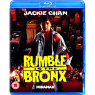 Rumble In The Bronx (UK-import) (BLU-RAY)