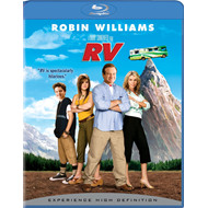 Produktbilde for R.V. - Runaway Vacation (BLU-RAY)