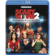 Scary Movie 2 (UK-import) (BLU-RAY)