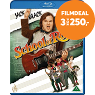 Produktbilde for School Of Rock (BLU-RAY)
