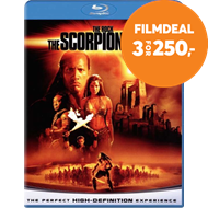 Produktbilde for The Scorpion King (BLU-RAY)