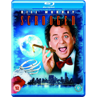 Scrooged (UK-import) (BLU-RAY)