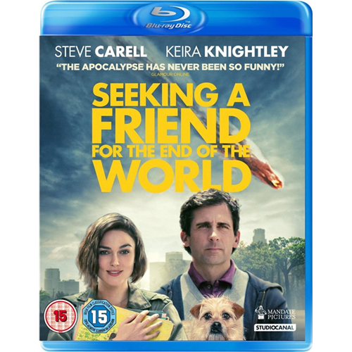 Seeking A Friend For The End Of The World (UK-import) (BLU-RAY)